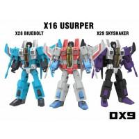 DX9  War in Pocket - X16 X28 X29 - Seeker Set of 3