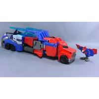 TakaraTomy Transformers Adventure TAV-50  Hyper Surge  Optimus Prime