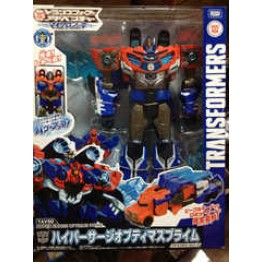 TakaraTomy Transformers Adventure TAV-50  Hyper Surge  Optimus Prime