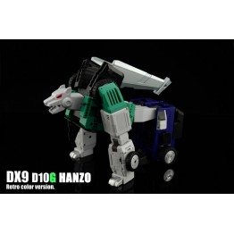 DX9 D10G Hanzo (RETRO COLOR VERSION)