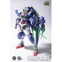 FanMade Metal Saga Chogokin 1:100 Turris Babel MB 00Q