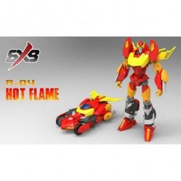SXS R04 R-04 Hot Flame