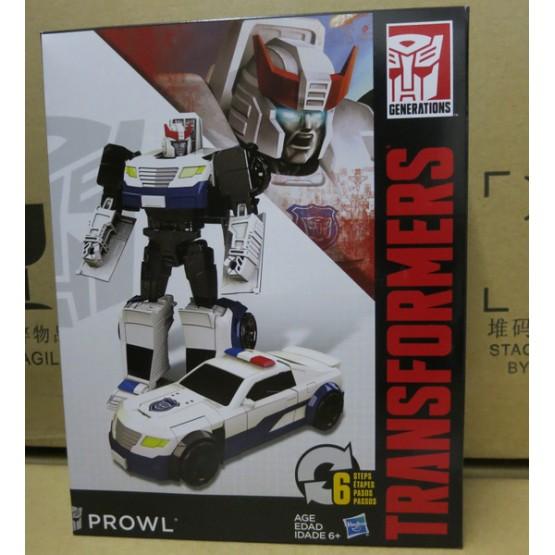Hasbro Transformers Generations Prowl (6 Steps)