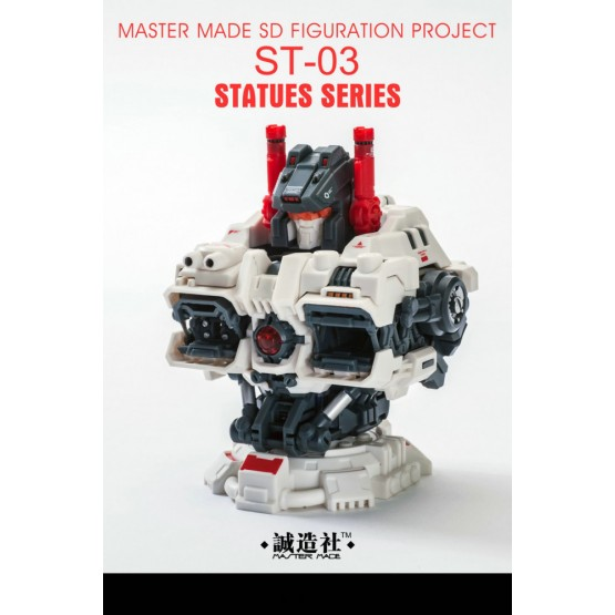 Master Made -ST-03 Titan - Bust Add-on