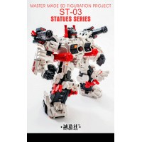 Master Made -ST-02 Titan - Bust Add-on