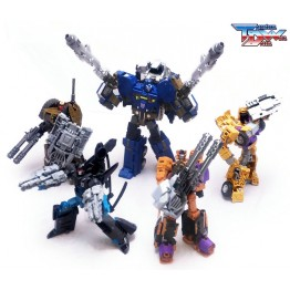 TCW-01 CW Bruticus Add-on Kit (US Ver) for Hasbro Bruticus