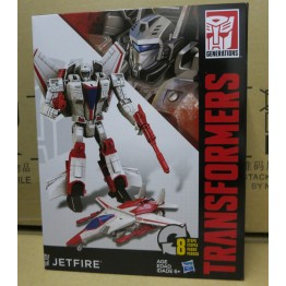 Hasbro Transformers Generations Jetfire (8 Steps)
