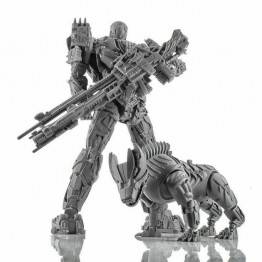 Unique Toys UT Y-05  Lockdown with Steeljaw