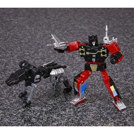 TakaraTomy MP-15 Ravage & Rumble Reissue with Coin
