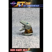 FansToys FT-08 - Iron Dibots No.5 - Grinder - Dinohead