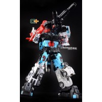 C+ Customs - THC-02 - Combiner Wars - Defensor - Add on Set (US VER)