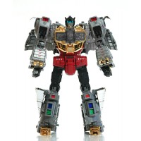 ToyWorld Constructor Full Set  (yellow)   Free  TW-D03 GRIMSHELL