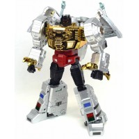 FansToys FT-08X Grinder - Iron Dibots No.5 - Limited Edition