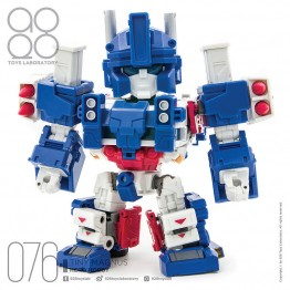 HERO HOBBY QA-01 - SUPER DEFORMED ULTRA MAGNUS