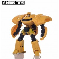 Maas Toys - CT001 Skiff  (Yellow)