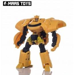 Maas Toys - CT001 Skiff  (Yellow)