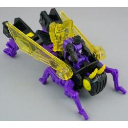 TakaraTomy Transformers Legends - LG47  Kickback & Crowbar