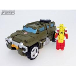 TakaTomy Transformers Legends - LG48 Gong & Repugnus