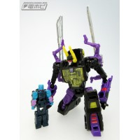 TakaTomy Transformers Legends - LG47  Kickback & Crowbar