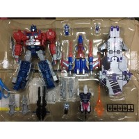 Hasbro Titans Return Siege On Cybertron Boxset