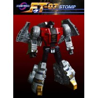 FansToys FT-07 Stomp Rerun