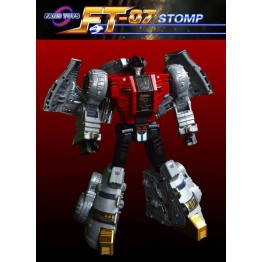 FansToys FT-07 Stomp Rerun