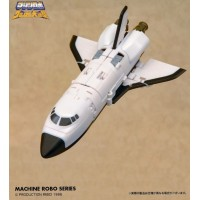 Action Toys  Machine Robo  MR-07 - Shuttle