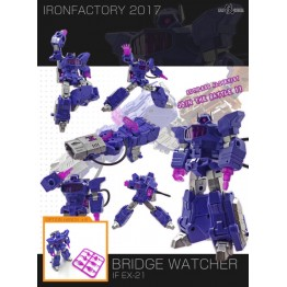 IronFactory IF-EX21 Bridge Watcher
