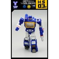 Hot Soldies HS03T -Soundtrack - w/ 2 Cassettes