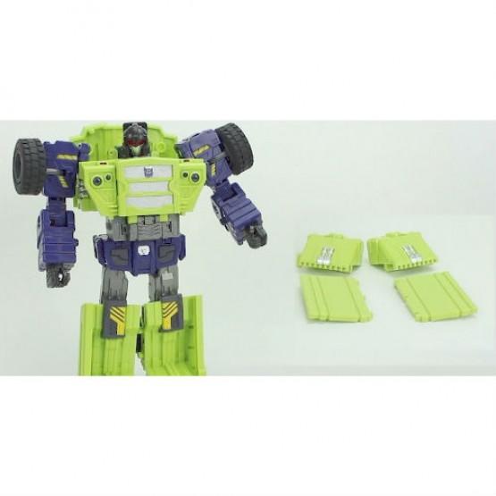 ToyWorld Constructor - G1 TW-C03 BURDEN Add on Kit (Green)