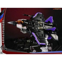 IronFactory IF-EX20V Wind of Tyrant (Black)