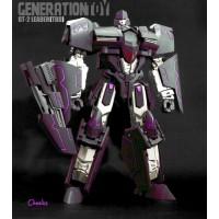 GENERATION TOY GT-02  IDW - TYRANT