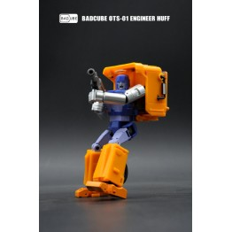 Bad Cube BC OTS-01 Huff (Rerun)
