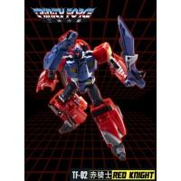 TFC Trinity Force TF-02 Red Knight