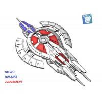 DR. WU - DW-M08  JUDGEMENT  MV5 OP Weapons Kit