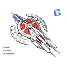 DR. WU - DW-M08  JUDGEMENT  MV5 OP Weapons Kit