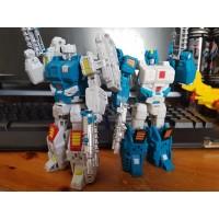 Hasbro Titans Return Topspin  & Twin Twist