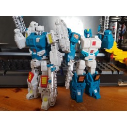 Hasbro Titans Return Topspin  & Twin Twist