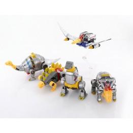 DX9  War in Pocket - X21 Thorner
