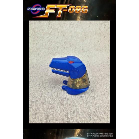 FansToys FT-08G - Iron Dibots No.5 - Grinder - Dinohead