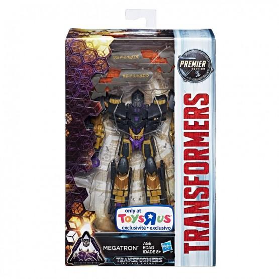 """Hasbro The Last Knight"""" Premier Edition Deluxe Megatron"""