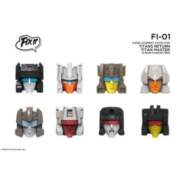Fixit Studios FIX IT FI-01 Replacement Faces