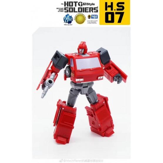 Hot Soldies HS07 Mini Ironhide