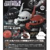 Exceed Model Zaku Head Collection Vol. 2