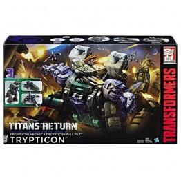 Hasbro Titans Return   -TITAN CLASS - TRYPTICON