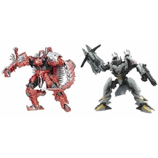 Hasbro The Last Knight Voyager - Nitro & Scorn