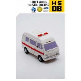 Hot Soldiers - HS08 - Ambulance