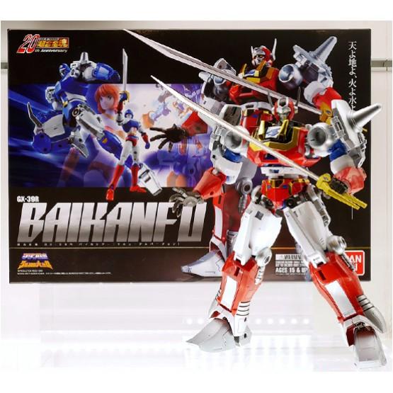 Bandai Soul of Chogokin: GX-39R Baikanfu (20th Anniversary Renewal)
