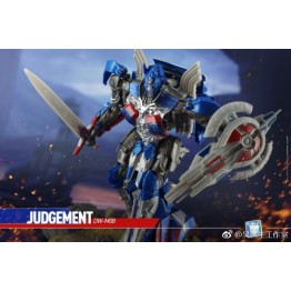 DR. WU - DW-M08  JUDGEMENT  MV5 OP Weapons Kit (Grey Version)