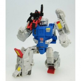 TakaTomy Transformers Legends - LG65 Targetmaster Twin Twist